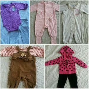 Other - Girls 3 to 9 months Lot